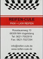 Reifen Cule